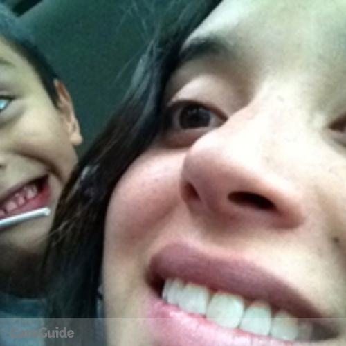 Canadian Nanny Provider Mina Villalobos's Profile Picture