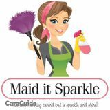 Reliable, Experienced, Detailed Cleaning Company- Maid it Sparkle