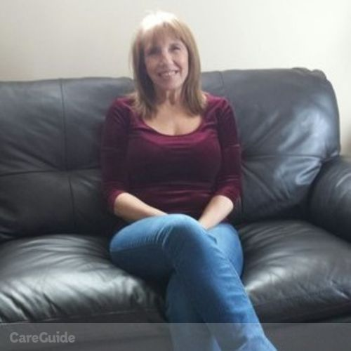Canadian Nanny Provider Sherrie Campbell's Profile Picture