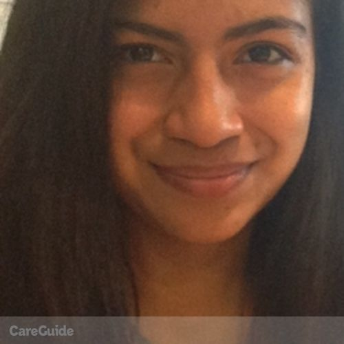 Canadian Nanny Provider Manuela Loaiza's Profile Picture