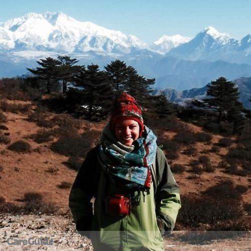 Canadian Nanny Provider Ana Caselatto's Profile Picture