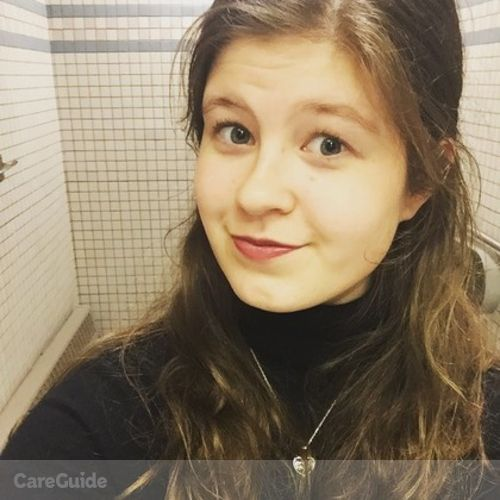 Canadian Nanny Provider Hannah MacDougall's Profile Picture