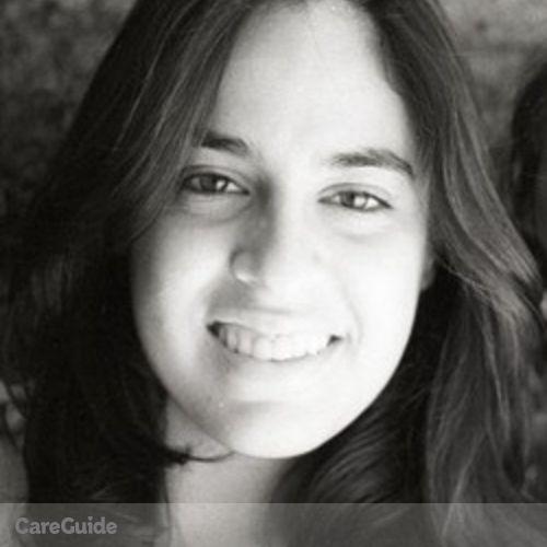 Canadian Nanny Provider Roberta Borges's Profile Picture