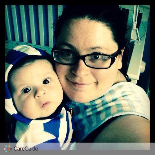 Child Care Provider Jessica C's Profile Picture