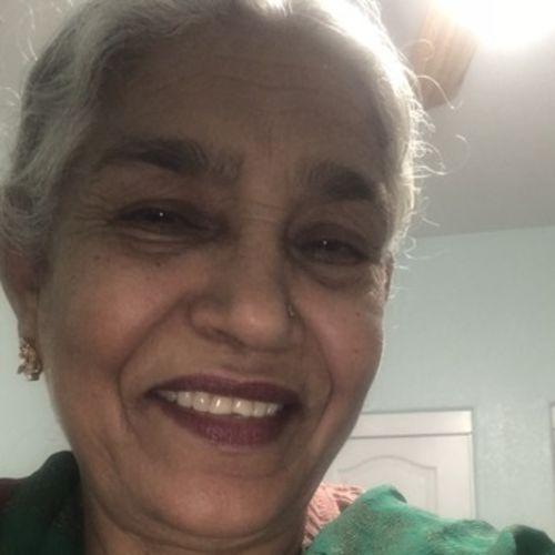 Child Care Provider Manjeet K's Profile Picture