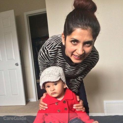 Canadian Nanny Job Mehvash Qureshi's Profile Picture