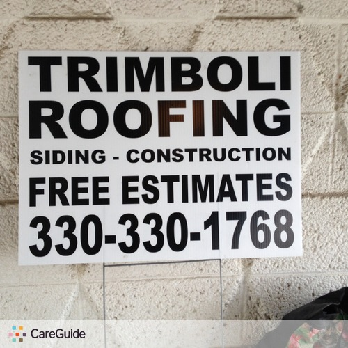 Roofer Provider Ronnie Trimble's Profile Picture