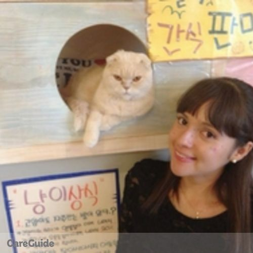 Canadian Nanny Provider Laura Leticia Rueda Mendez's Profile Picture
