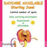 Daycare Provider in Acton