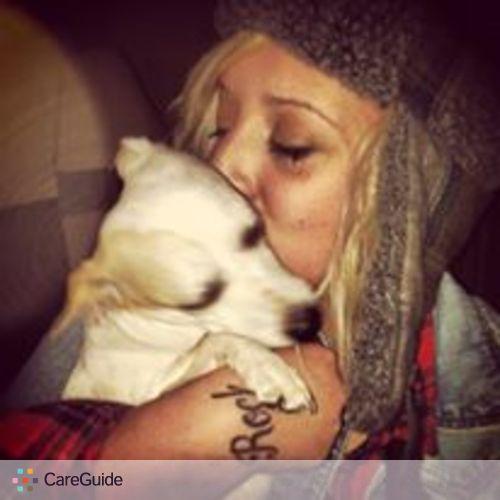 Pet Care Provider Cassie Schillreff-Burkel's Profile Picture