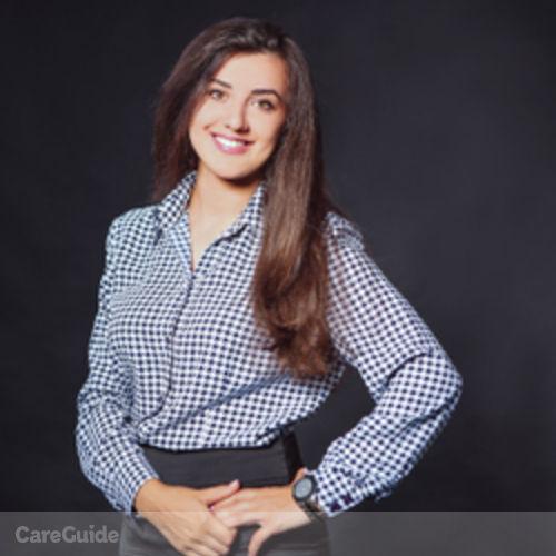 Canadian Nanny Provider Iuliia G's Profile Picture