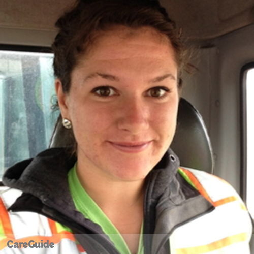 Canadian Nanny Provider Hillary Hopper's Profile Picture