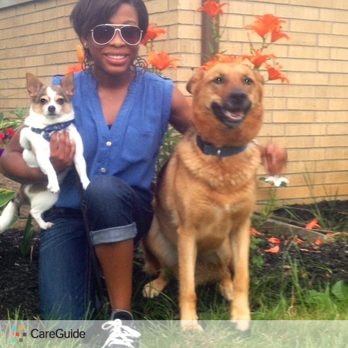Pet Care Provider Jasmine H's Profile Picture