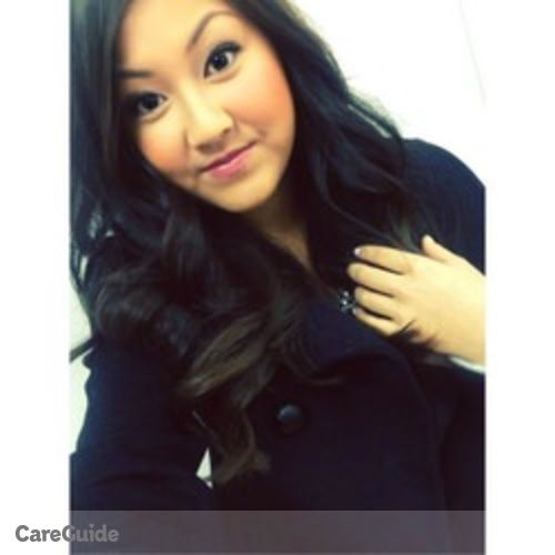 Canadian Nanny Provider Paige Leung's Profile Picture