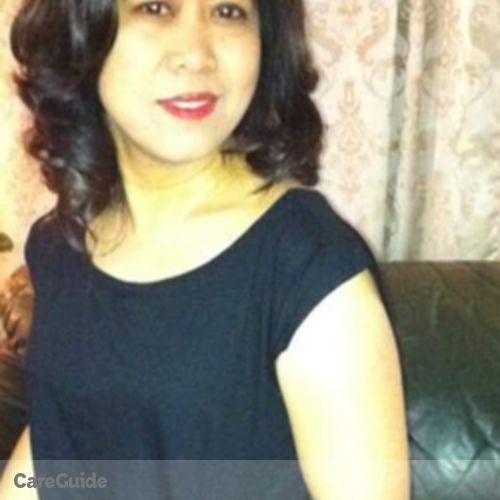 Canadian Nanny Provider Nenita Abuan's Profile Picture
