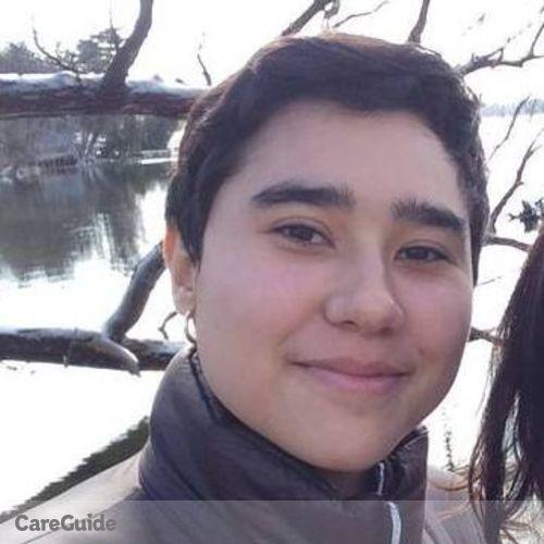Canadian Nanny Provider Maria Quant's Profile Picture