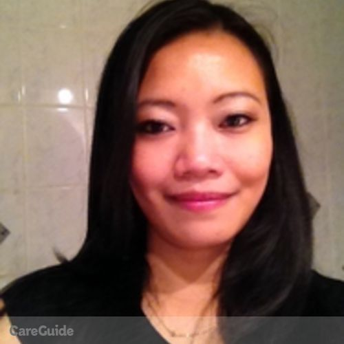 Canadian Nanny Provider Marriane Mercader's Profile Picture