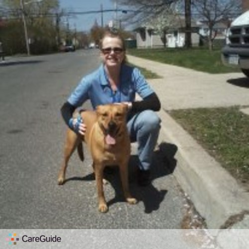 Pet Care Provider Linda Ghibaudi's Profile Picture