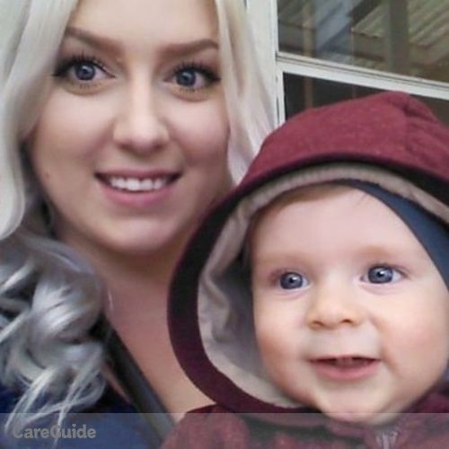 Canadian Nanny Provider Savannah Taylor's Profile Picture