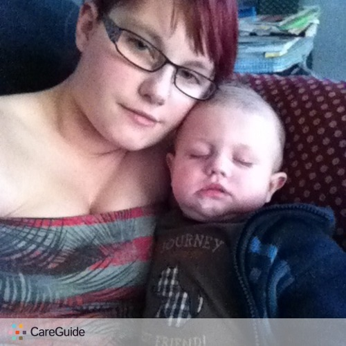 Child Care Job Sabrina Vogel's Profile Picture