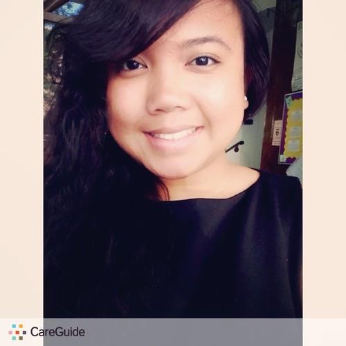 Child Care Provider Gustina Fitha Tarigan's Profile Picture