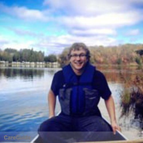 Canadian Nanny Provider Daniel Cameron's Profile Picture