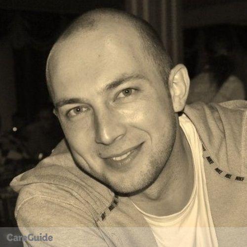 Elder Care Provider Andrii Kovalchuk's Profile Picture