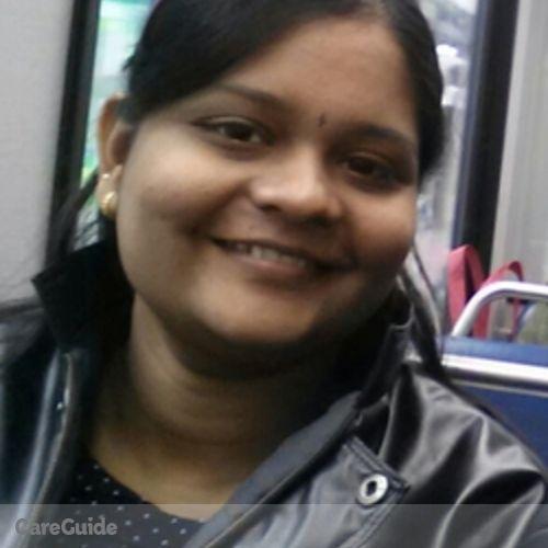 Canadian Nanny Provider Sandy R's Profile Picture