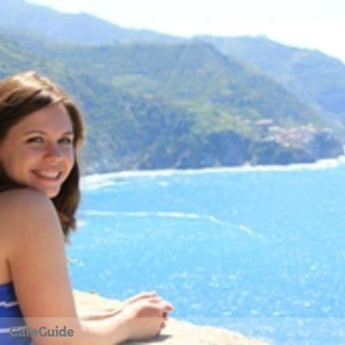 Canadian Nanny Provider Rebecca Lemieux's Profile Picture