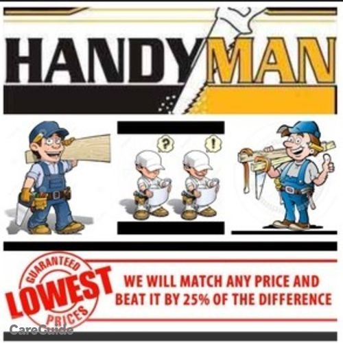 Handyman Provider Andy an A's Profile Picture
