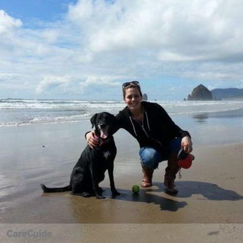 Pet Care Provider Ashley Foley's Profile Picture
