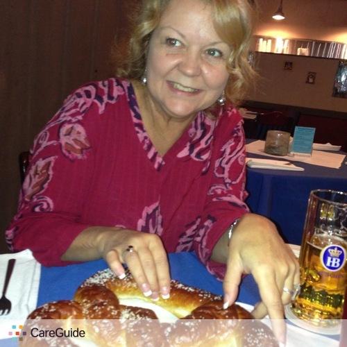 House Sitter Provider Melissa Saulnier's Profile Picture