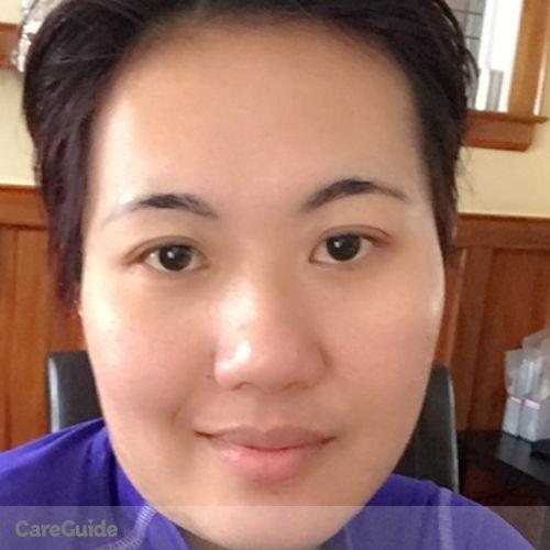 Canadian Nanny Provider Liza D's Profile Picture