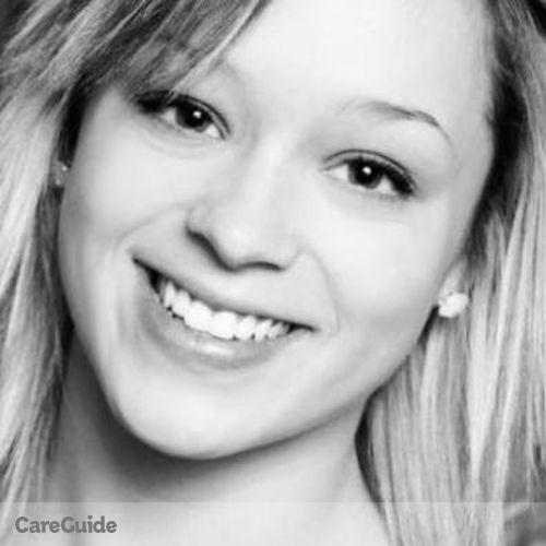 Canadian Nanny Provider Christie F's Profile Picture