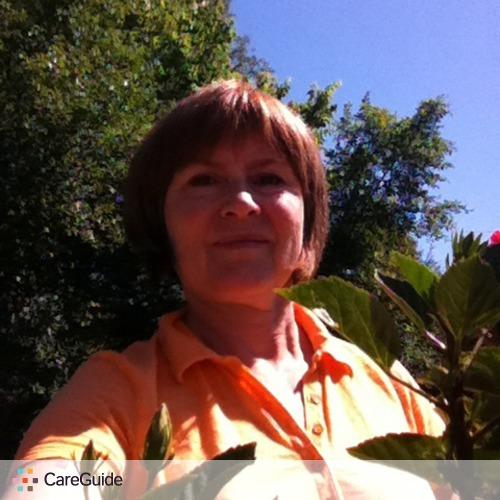 House Sitter Provider Charlene Bartlett's Profile Picture