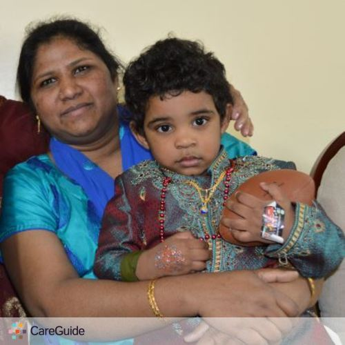 Child Care Provider Shamala Korani's Profile Picture