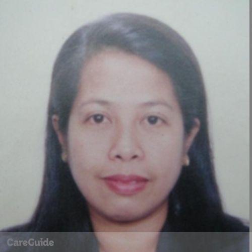 Canadian Nanny Provider Emiliana Atienza's Profile Picture