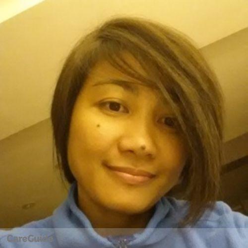 Canadian Nanny Provider Marisol Granados's Profile Picture