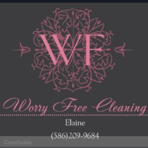 Housekeeper Provider Elaine W's Profile Picture