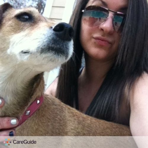 Pet Care Provider Melanie Villafane's Profile Picture