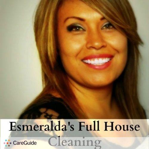 Housekeeper Provider Esmeralda R's Profile Picture