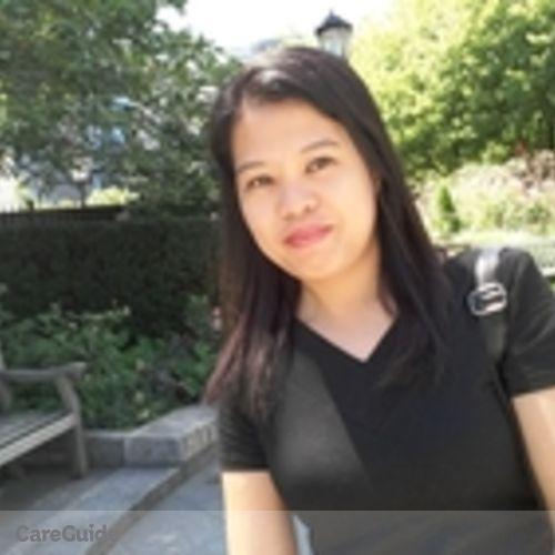 Canadian Nanny Provider Bernadette Agpaoa's Profile Picture