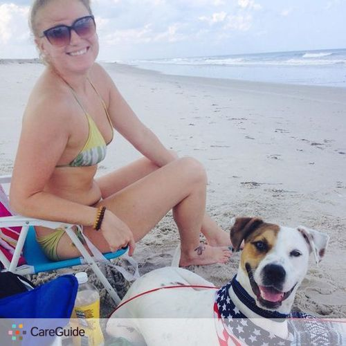 Pet Care Provider Caroline Campbell's Profile Picture
