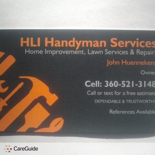 Handyman Provider John Huennekens's Profile Picture