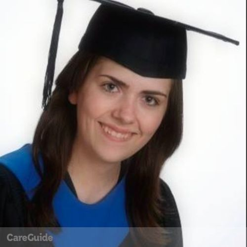 Canadian Nanny Provider Rebecca Scott's Profile Picture