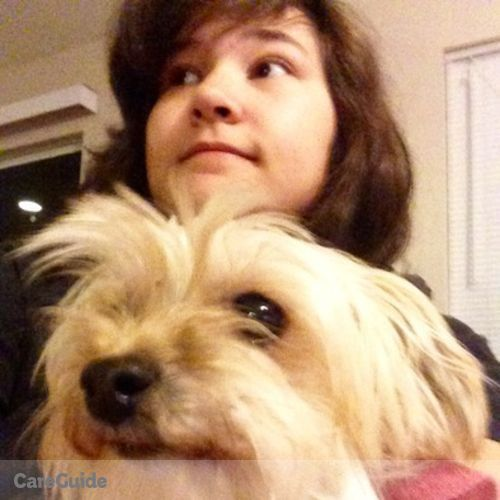 Pet Care Provider Amanda Rocco's Profile Picture