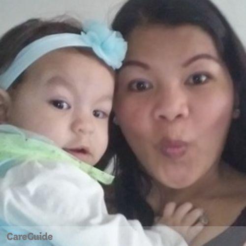 Canadian Nanny Provider Gloria Angel's Profile Picture