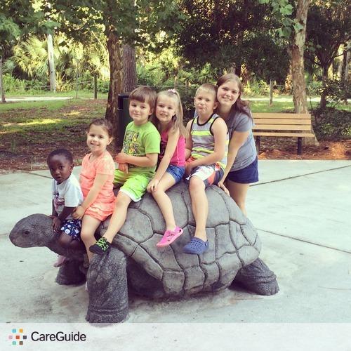 Child Care Provider Alisha Pomar's Profile Picture