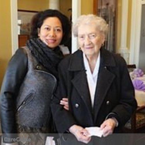 Canadian Nanny Provider Arlene Ordinario's Profile Picture