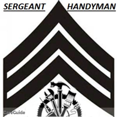 Handyman Provider Sergeant HandyMan LLC's Profile Picture
